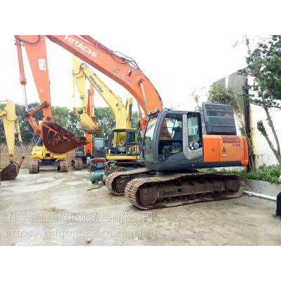 原装进口日立200二手挖掘机 厂家直销二手挖掘机市场-上海驰工二手挖机市场