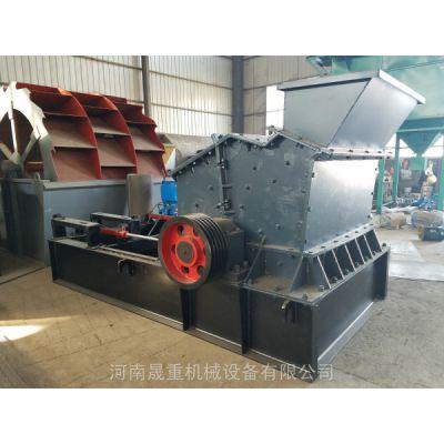 高效液压开箱制砂机|方便开箱检查内部零件的制砂机|河南晟重机械