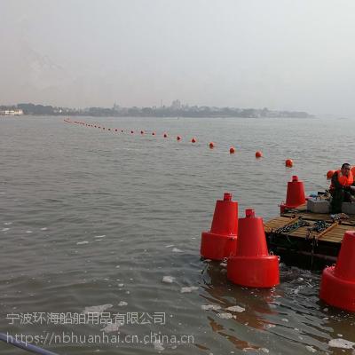 各种型号预警浮标航道塑料航标