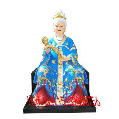 河南妈祖佛像厂家玻璃钢神佛像雕塑
