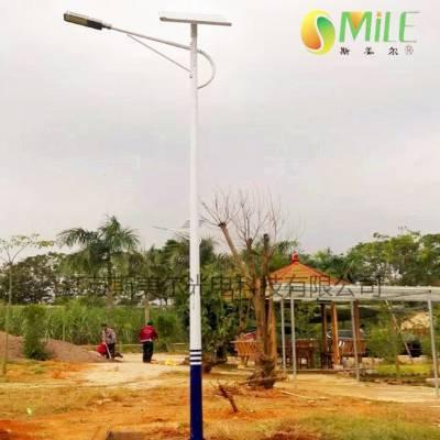 青海黄南6米太阳能路灯价格厂家具体参数