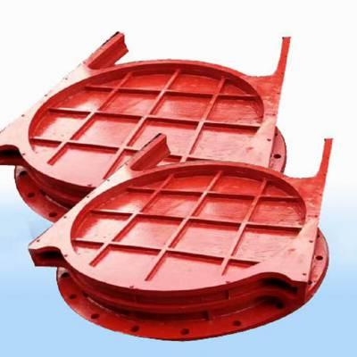各种材质型号齐全的拍门 铸铁拍门1.2米 1.5米 质量有保障 欢迎定制
