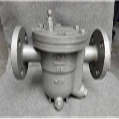 CS41H-25P DN15法兰蒸汽式疏水阀 国标自由浮球式疏水阀 南充阀门经销商