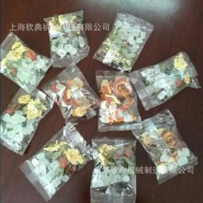 甘肃兰州青海西宁宁夏八宝茶自动包装机 三炮台包装机