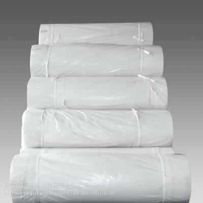 007-1厂家直销路面专用高性能聚酯防裂布 长丝聚酯纤维布 高性能聚酯布 防水基布