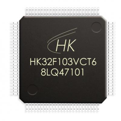 HK32F103VCT6 航顺芯片软硬兼容STM32F103VCT6 单片机微控制器MCU