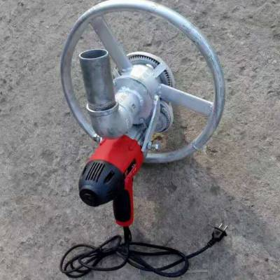 现货供应简易小型打井机 便携式家用水井钻机 农村钻井设备
