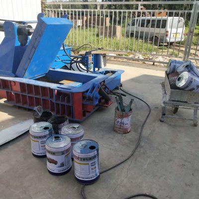 金属打包机-大地机械厂家直销-薄铁金属打包机