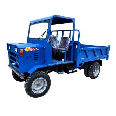 矿用工程运输车 四不像自卸柴油车价格 福建定制四驱农用四轮运输车