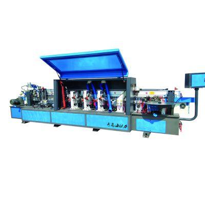 供应青岛海动力新款多功能强化生态门封边转印一体机