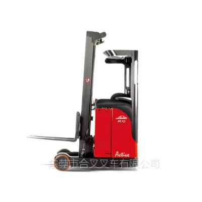 广州林德1.8吨物料前移式电动叉车厂家报价