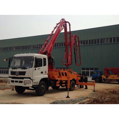 陕汽240马力混凝土泵车实惠的/水泥混凝土泵车厂家价格