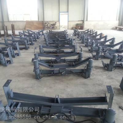 QYJP江苏扬州皮带全自动整体调偏器 高邮全自动调偏器价格