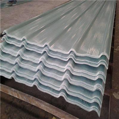 河北省永年县930型波浪瓦1.5mm厚热导系数葫芦岛阻燃型采光板FRP塑料采光板