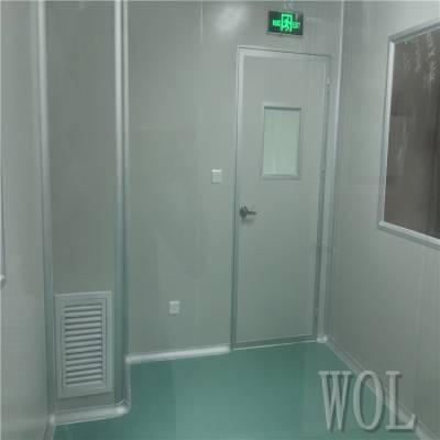 干细胞实验室 无菌培养室装修 推荐WOL