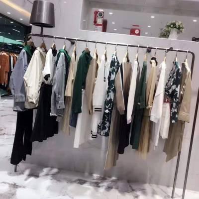 合肥外贸服装批发 女装店加盟 轻奢外套大衣羊毛双面羊绒 品牌折扣女装走份 直播女装蘑菇街