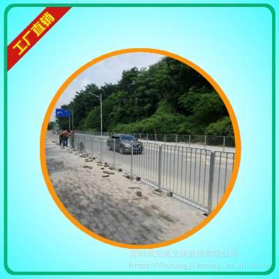 深标Ⅰ型护栏厂家、深圳2016款道路护栏价格、深圳港式路侧护 栏厂家