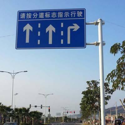 德宏F型标志杆生产厂家 厂家直销 欢迎致电 义顺通