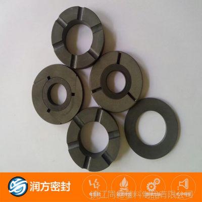 聚四氟乙烯PTFE增强填充碳纤维耐磨密封环 导向套 F4耐磨套管件