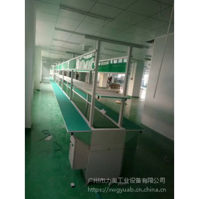 荔湾工厂流水线