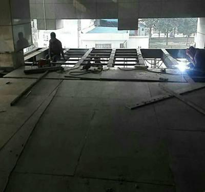 钢结构阁楼板-青岛厂家-loft钢结构阁楼板