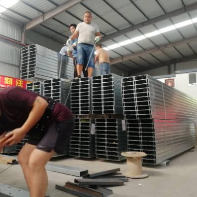 上海新之杰CZ型钢应用于竹园水厂1.5标新增吊顶项目