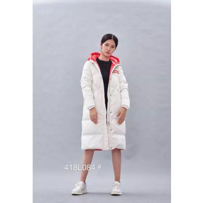 江南布衣同风格【乐素】羽绒服 山东品牌折扣女装一手货源 品牌折扣女装拿货市场