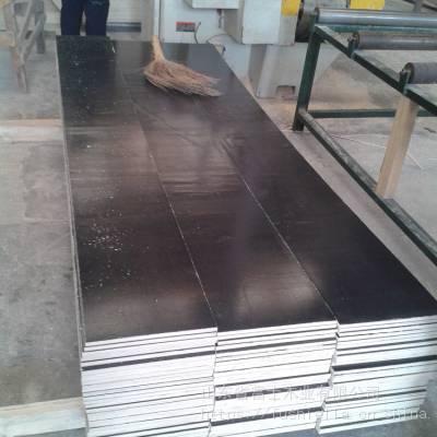 鑫富士 免熏蒸 建筑模板 二次成型 黑膜/棕膜 覆膜胶合板 尺寸印花可定制