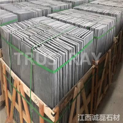 板岩黑色石材价格 青黑色地铺砖厂家产地定制-江西诚磊