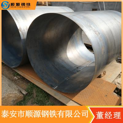 泰安 钢护筒加工 Q235B 焊接钢板 规格定做