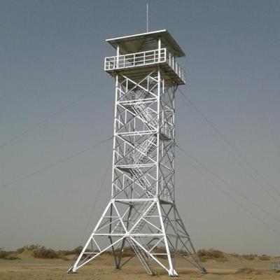 衡水优旺厂家直销瞭望塔价格25米28米瞭望塔瞭望塔价格