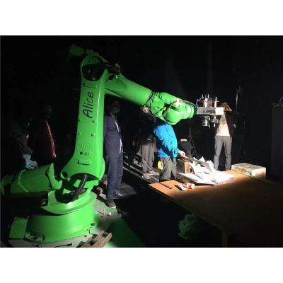 机械臂演出-理想动力-演出用机械臂拍摄