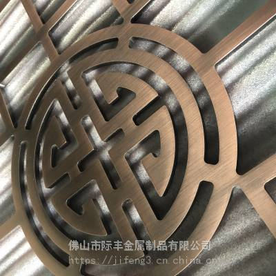 装饰花格不锈钢屏风,订制不锈钢隔断