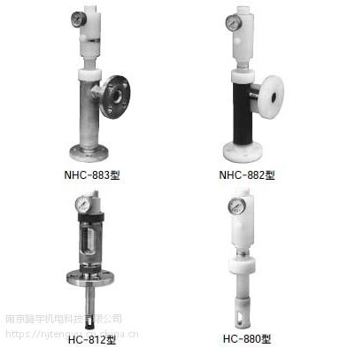 日本DKK-TOA在线流通式pH/ORP电极(检测器)HC-880