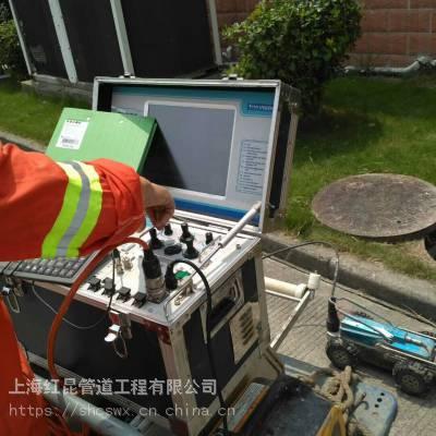 上海松江区车墩镇水管漏水检测,消防管漏水查漏维修