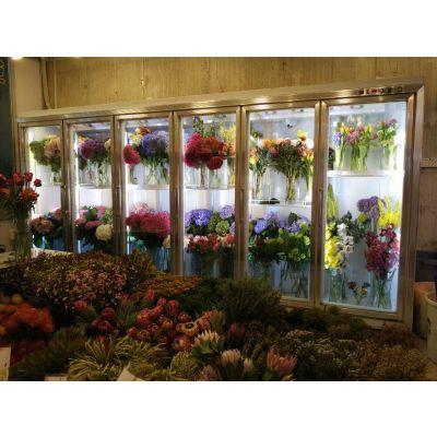 鲜花保鲜柜 鲜花保鲜柜价格 展示鲜花柜 定制雅绅宝鲜花展示冰柜 冷藏鲜花的冰柜要什么温度