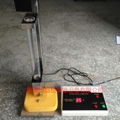 海绵回弹系数测试仪 【价格 型号 特性 操作方法】