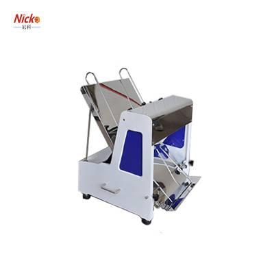 尼科烘焙设备 面包方包切片机 切方包机器商用 大型不锈钢切片机 厂家直销