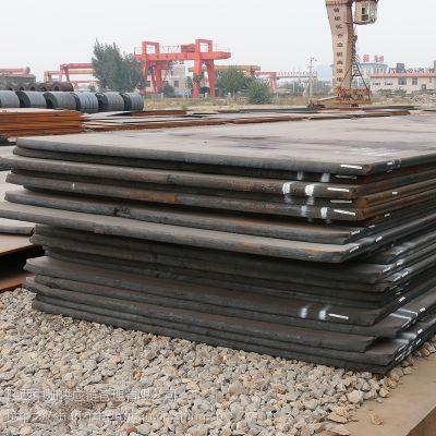 陕西中灿现货供应中厚板普锰钢板Q235BQ345B检尺过磅价格低