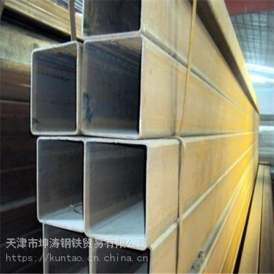 新闻:天津235*235*6大量方管现货