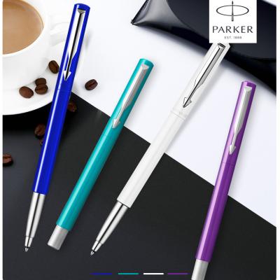 Parker派克威雅 蓝色/红色/白色/胶杆宝珠笔 签字笔团购 商务办公礼品