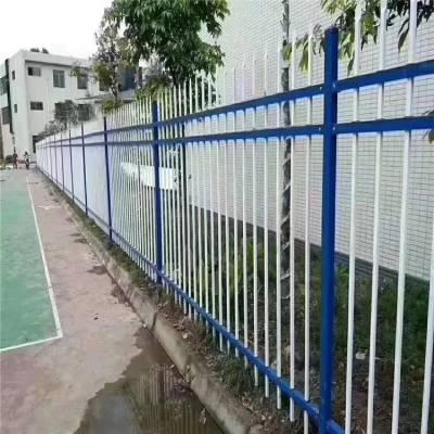 供应郑州锌钢围墙护栏 小区别墅园林学校围墙护栏