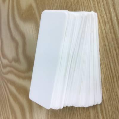 电源开关高导热陶瓷片 超薄电子氧化铝陶瓷散热片 耐磨绝缘垫片