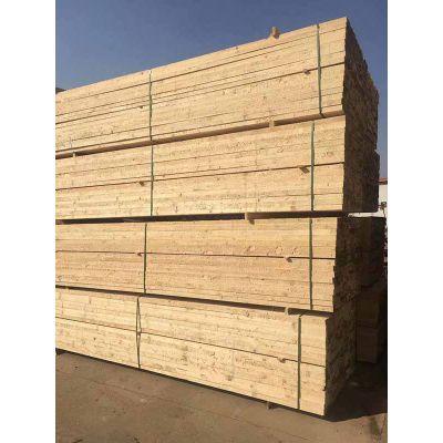 白松木方规格-白松木方-晟荣木材建筑木方