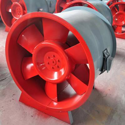 衢州轴流排烟风机-劲普通风质优价更优-轴流排烟风机商家