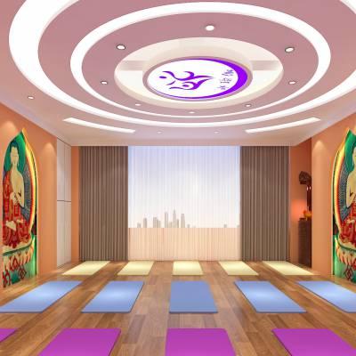 登封瑜伽馆设计公司中高端瑜伽馆装修经验