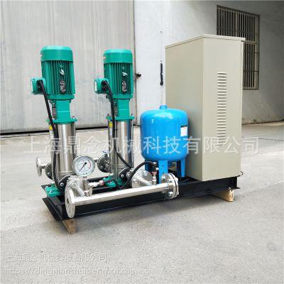 德国威乐变频泵MVI207-3/16/E/3-380水箱变频恒压供水设备