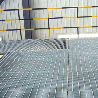 养殖场走道板 设备高架平台 热镀锌钢格栅板