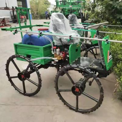上市鸭脖app手机客户端下载四轮自走式喷雾机 小型蔬菜种植打药机 多用途四驱汽油打药机