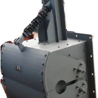 供应电液动防卡腭式闸门、DEZ腭式闸门 腭式闸门价格